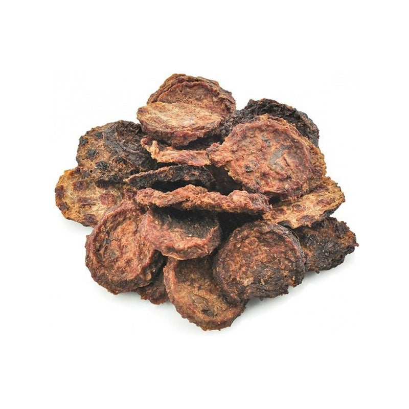 Whole Jerky Bites Duck & Sweet Potato Weight : 5oz
