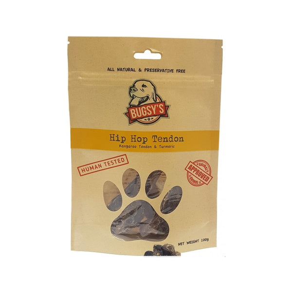 Hip Hop Kangaroo Tendon with Turmeric Weight : 70g