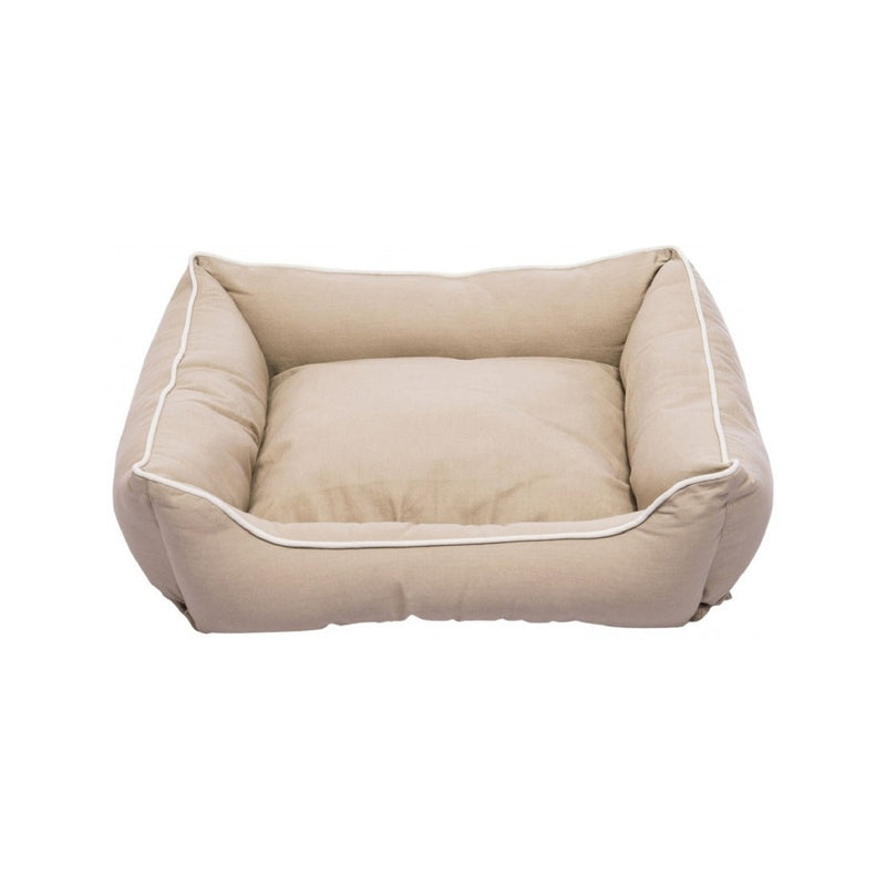 Lounger Bed Size : Large Color : Sand