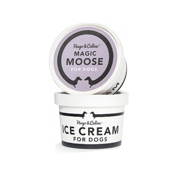 Frozen Magic Moose Ice Cream for Dogs Weight : 120g ( 3 cups minimum can assort flavors)