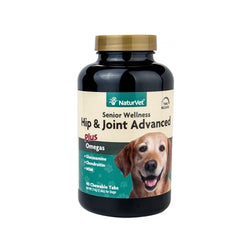 Canine Senior Wellness Hip & Joint Advanced Counts : 40 Chewable Tabs