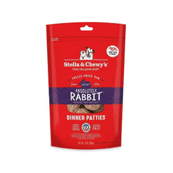 Freeze-Dried Dinners - Rabbit Weight : 25oz