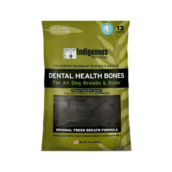 Dental Health Bone Original Fresh Breath : 13cts