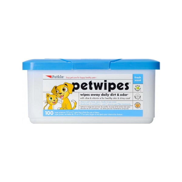 PetWipes Count : 100 wipes