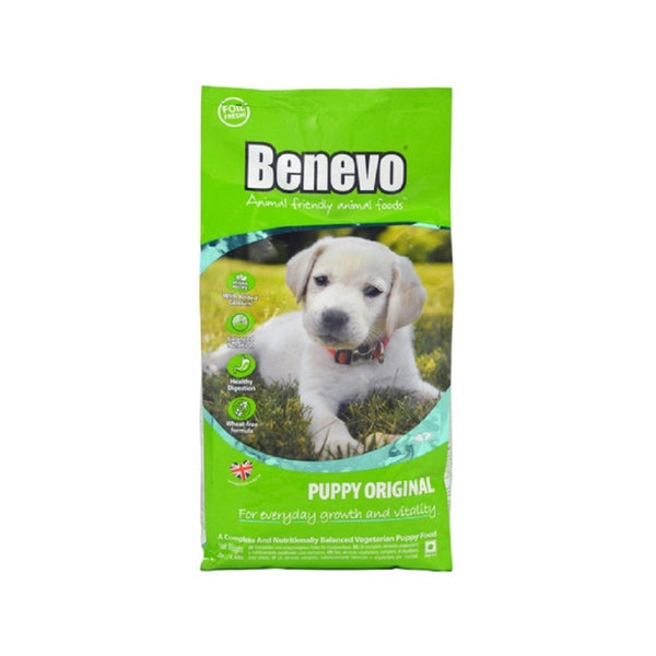 Vegan Original Puppy Food Weight : 2kg