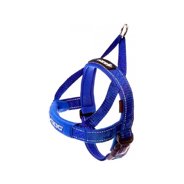 Quick Fit Harness Color : Blue Size : Medium
