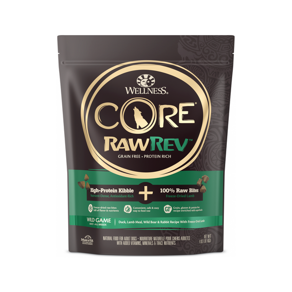 Core RawRev - Wild Game Weight : 18lb