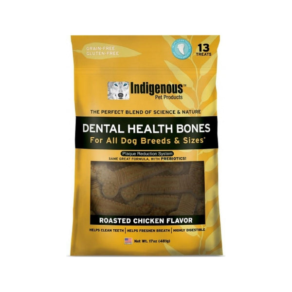 Dental Health Bone Roasted Chicken : 13cts