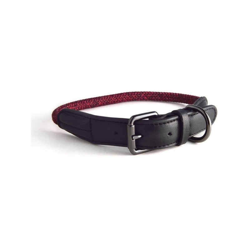 Rope Collars Metropolitan Size : XXS (23-28cm) Color : Red