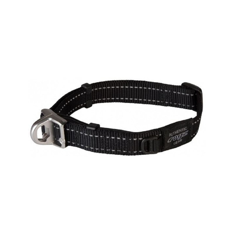 Safety Collar Size : Large Color : Black