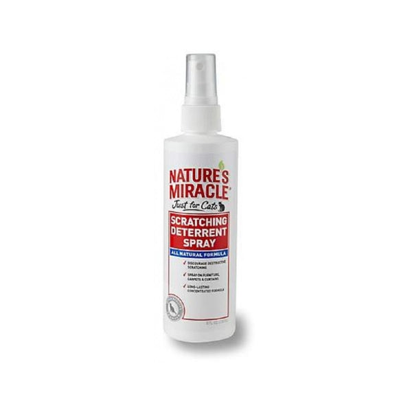 Scratching Deterrent Spray for Cats Weight : 8oz