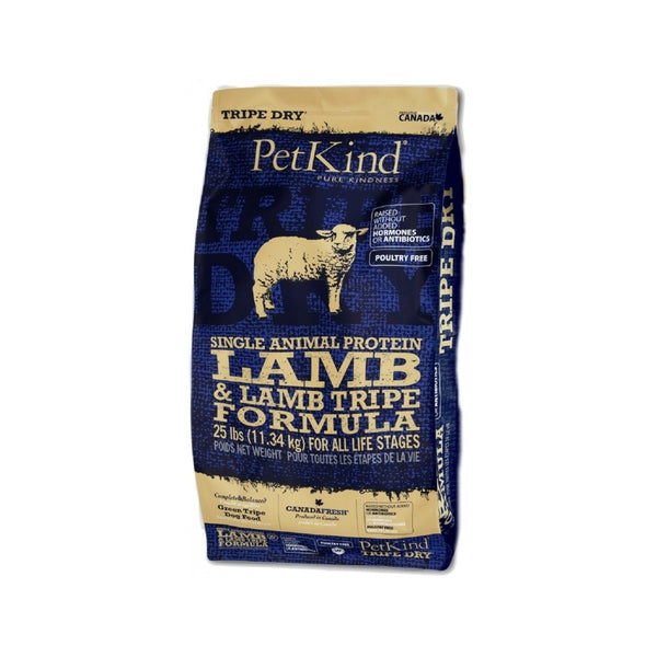 Single Protein SB Lamb & Lamb Tripe Formula Weight : 6lb