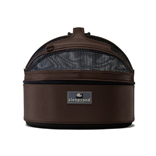 Sleepypod Mobile Pet Bed Size : Large Colour : Chocolate