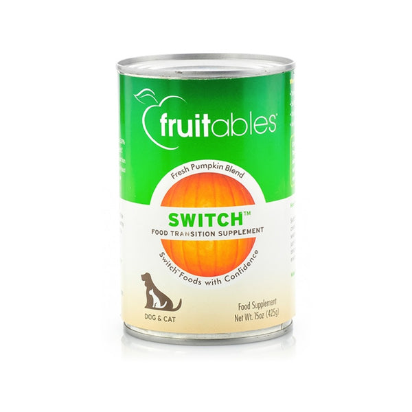 Switch Fresh Pumpkin Blend Food Transition Supplement Weight : 15oz