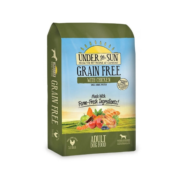 Under The Sun Grain Free Chicken Weight : 40lb