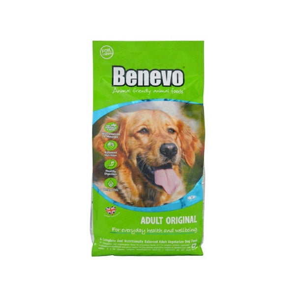 Vegan Original Adult Dog Food Weight : 15kg