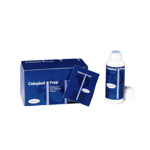 Coloplast Prep Protective Skin Barrier Application Wipe