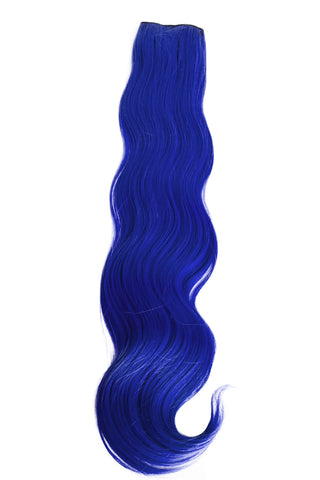 Exotic Flare- Blue Curly - Celebrity Strands  - 3