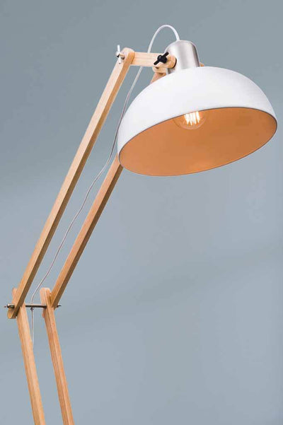 Woodsmoke Floor Lamp