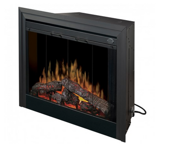 "39"" Standard Built-in Firebox - Dimplex Electric Fireplace"