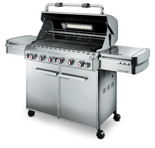 Weber Summit S670 Gas Grill - Propane