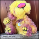 Essence - 20 Years of Emma's Bears Commemorative Teddy - OOAK in a series