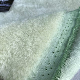 Dense Wool - Hand Dyed Light Sage Green - Fat 1/8m - OCT046