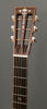 Collings Acoustic Guitars - 02HG MRG 12-Fret - Koa Binding - Torch Inlay - Headstock