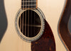 Collings Acoustic Guitars - 02HG MRG 12-Fret - Koa Binding - Torch Inlay - Inlay
