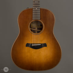 Taylor Acoustic Guitars - 717e Grand Pacific Builder's Edition - Wild Honey Burst - Front Close