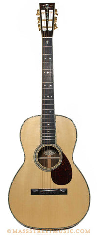 Collings 042 ABr 12 Fret Acoustic guitar - front