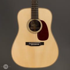 Collings Acoustic Guitars - D2H A Traditional T Series - Front Close