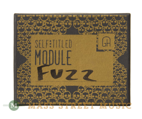 Greenhouse Effects Self-Titled Fuzz Module - front