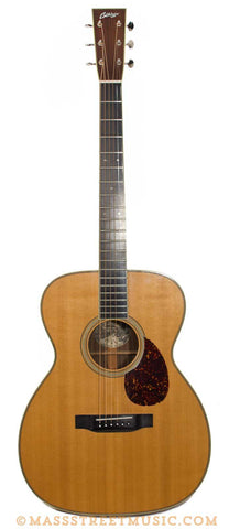 Collings 1993 OM2H Custom Used Acoustic Guitar - front