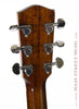 Eastman AC420 acoustic dread guitar - back headstock
