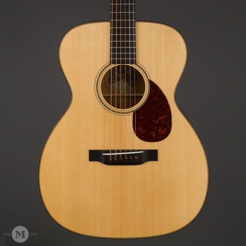 Collings Acoustic Guitars - OM1 Traditional T Series 1 11/16 - Front Close