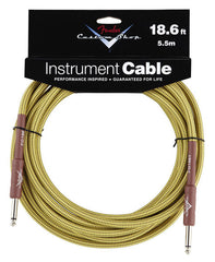 Fender 18.6' Tweed Instrument Cable