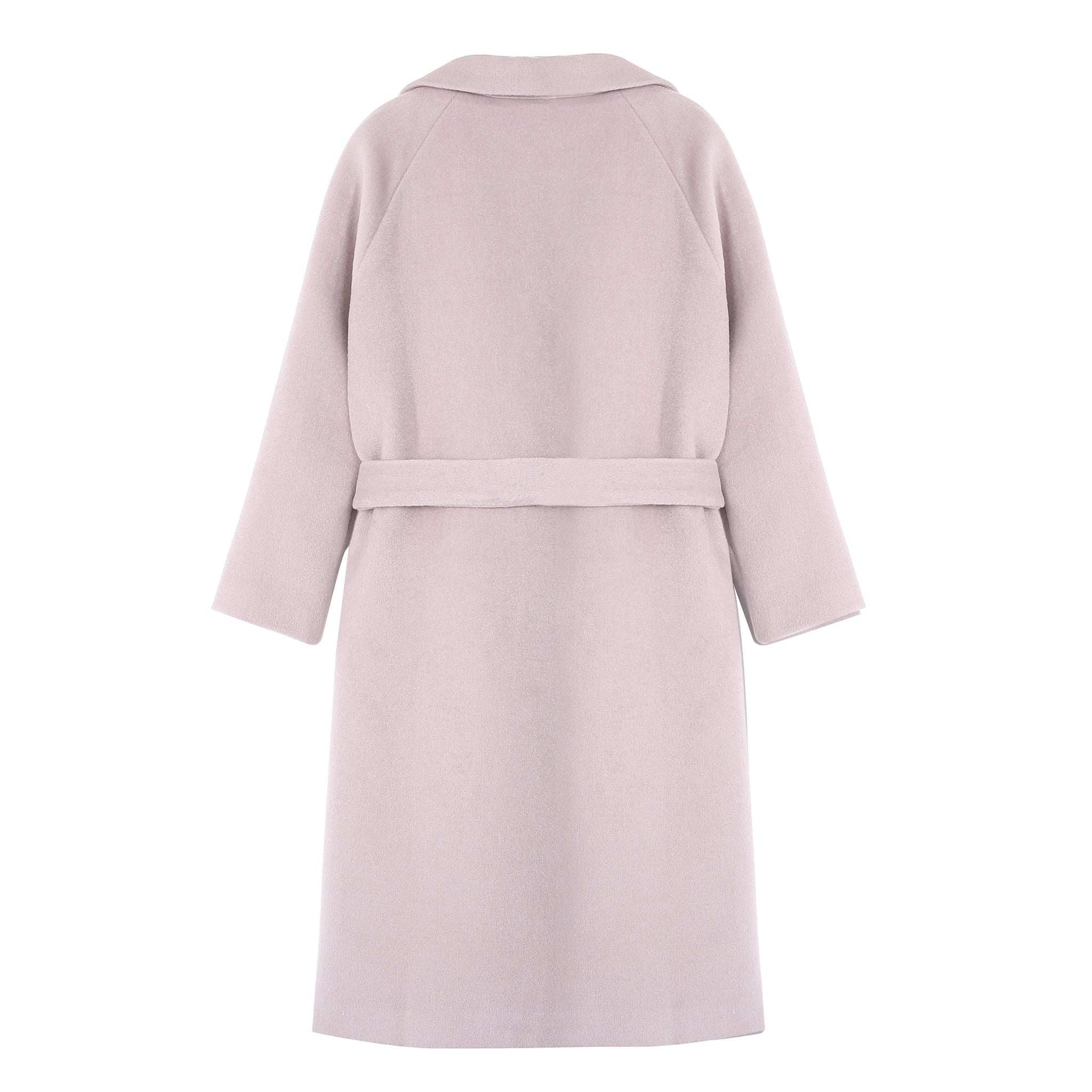 Robe Trench in Blush - Indigo