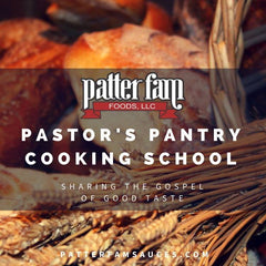 $Pastor's Pantry Cooking School Gift Certificate$