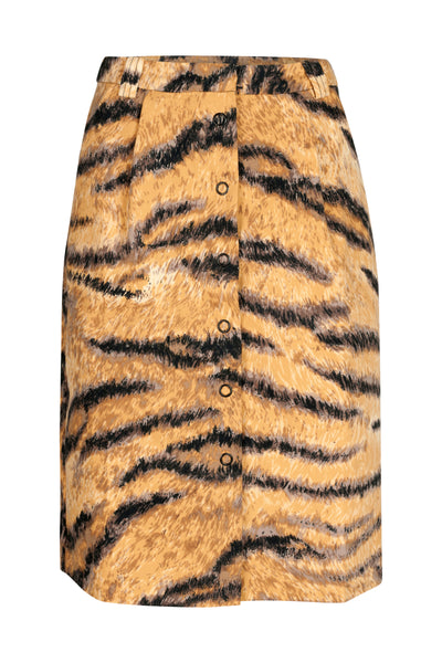 Julia Skirt Golden Hour Print