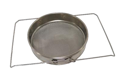 Stainless Steel Double Sieve