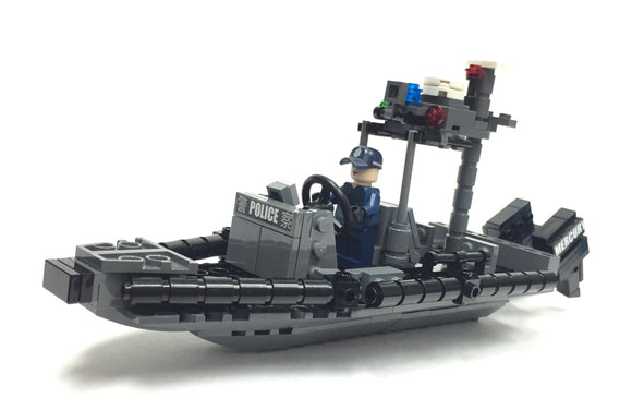 Police Small Boat Unit