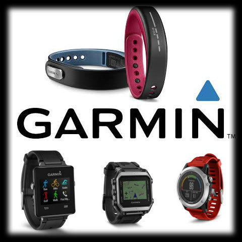 Garmin Activity Tracking