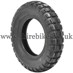 3.50 x 8 Bridgestone Trail Wing-2 Knobbly Tyre