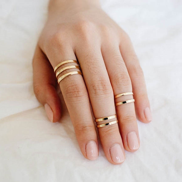 2 Line Adjustable Ring