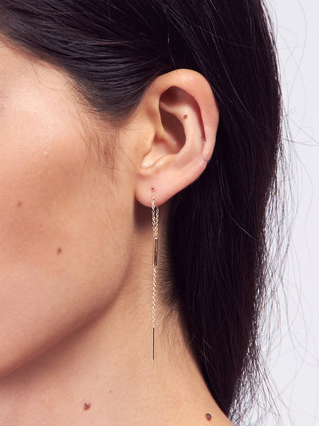 Laya Earring Gold by Still House