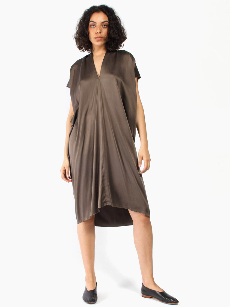 Everyday Dress - Badlands Brown by Miranda Bennett