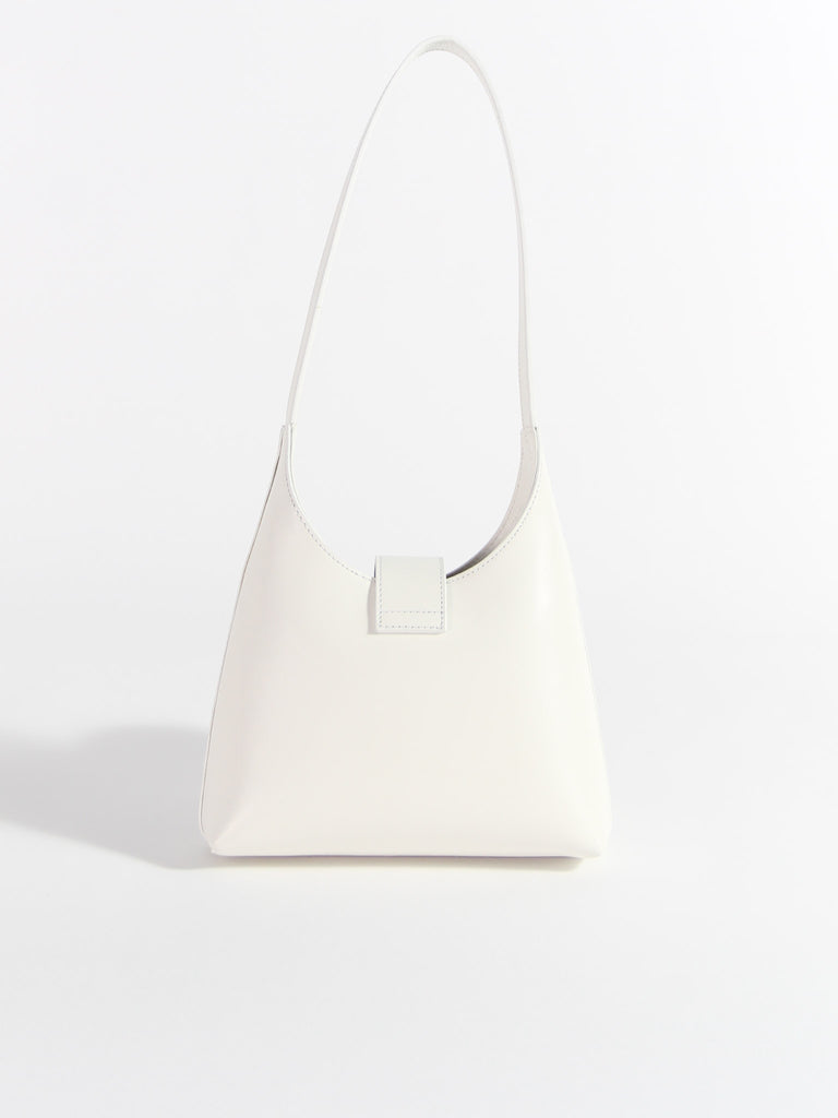 Lucite Buckle Mini - Blanc by Imago-A