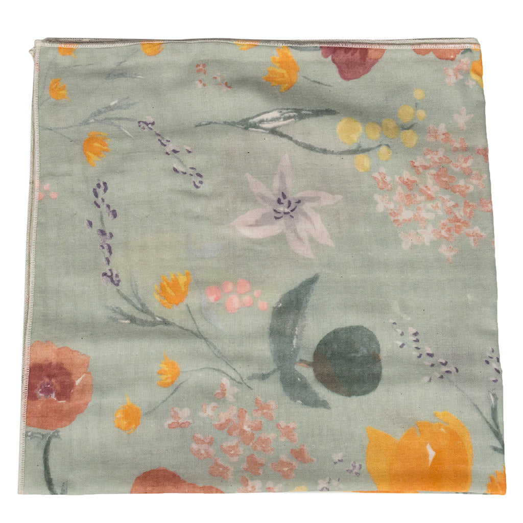 Yunnan Japanese Double Gauze Cotton Bandana Made in Canada