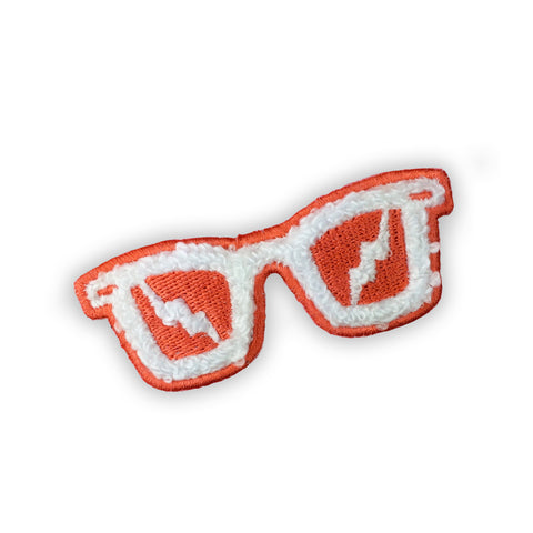Sunglasses Chenille Patch